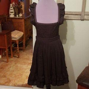 Superdry Boudoir black dress L
